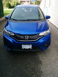 2015 Honda Fit EX Sedan
