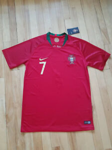 World Cup 2018 - Portugal Jersey - Ronaldo #7