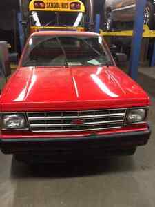 1982 chevy s-10 in good condition
