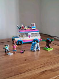 LEGO 41333 Friends Heartlake Olivia's Mission Vehicle