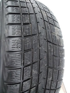"""4.   17"""" VW GTI wheels and 2 215/55/17 snow tires"""