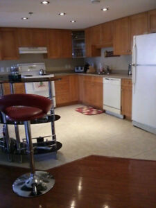 Large 2 bedroom corner unit condo for rent