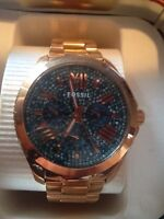 BRAND NEW LADIES FOSSIL WITH TAGS