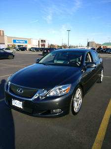 2008 Lexus GS 350 Ultra Package Sedan