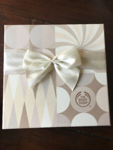 The Body Shop Gift Set Brand New
