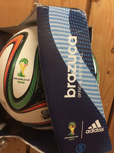 2014 World Cup Brazuca ball (size 5)
