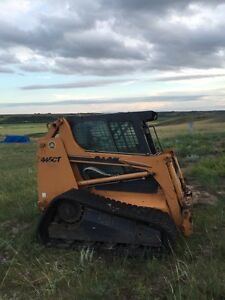 2006 case 445ct skidsteer