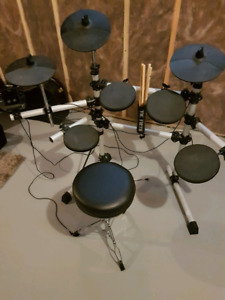 Electronic Drumset