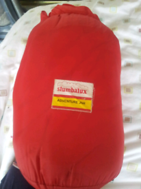 Sleeping bag junior