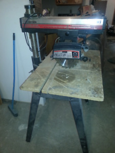 Craftsman Radial Saw for Sale - Great Working Condition