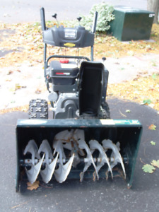 Snow Blower for sale: