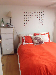 FULLY FURNISHED ROOMS FOR SUMMER SUB LET (Kitsilano)
