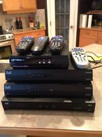 Bell HD Receivers & Remotes