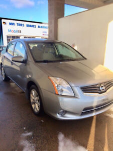 Great Condition 2011 Nissan Sentra Sedan, w. New MVI