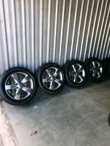Jeep Cherokee Wheels