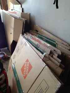 Moving boxes $40 obo