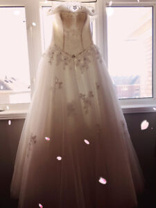 Fabulous Wedding Gown, Dress and Shoes in Excellent Condition