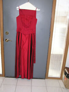 DRESS & WRAP - FORMAL OR BRIDESMAID