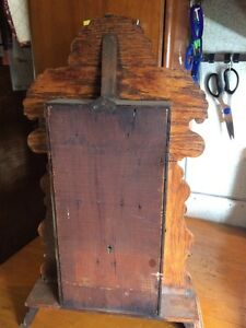 Antique Oak Clock Stratford Kitchener Area image 2