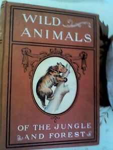 Wild Animals of the Jungle/HEARTBEAT Thrift Store/BayView Mall Belleville Belleville Area image 1