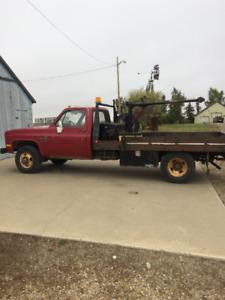 1984 Chevrolet 1 ton  4&4