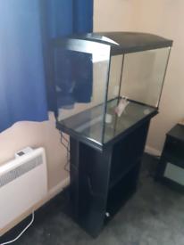 Superfish aquarium and cabinet