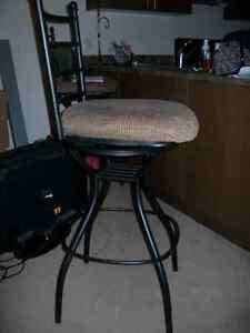 2 Beautiful Bar Stools For Sale