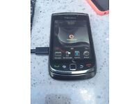 Blackberry Torch 9800 on Vodafone