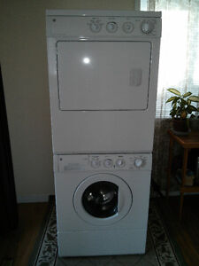 General Electric  front load washer and dryer