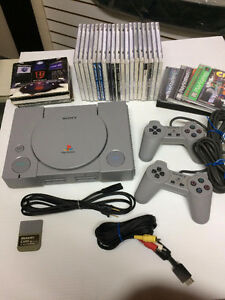 Playstation 1 avec (Chip)(MOD)