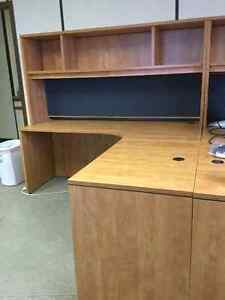 Desks With Hutch For Sale