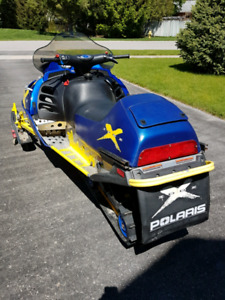 2002 Polaris XC 700 Edge