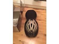 Boardman Mountain Bike Helmet Full Carbon Fibre