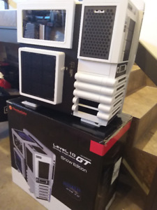 ThermalTake Level 10 GT Snow Edition VN10006W2N - $50