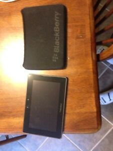 Blackberry Playbook Tablet 16GB(won't charge)