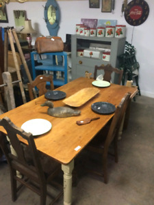 MacDowall Antiques- Open May Long Weekend