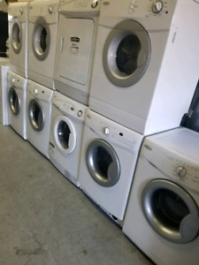 ***REDUCED PRICE***WHIRLPOOL  APARTMENT  SIZE  WASHER & DRYER