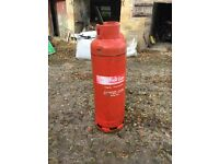 46 kg propane gas canister X 2