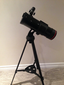 Tasco Telescope - 114mm X 500mm