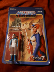 Brand New Masters Of The Universe Sorceress Figure