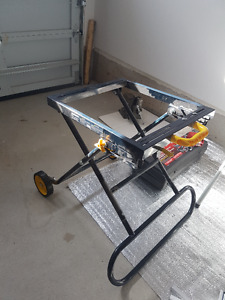 Mastercraft Folding Two-Height Stand