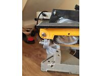 Dewalt table chop saw