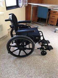 Manual Lifestream XF Wheelchair