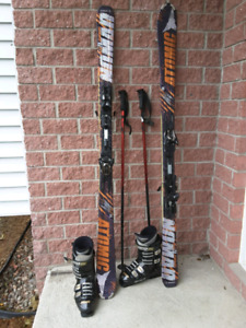 Skis alpin Atomic 171 cm peu utilisé