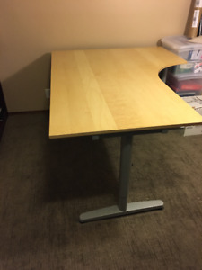 IKEA Galant desk, like new