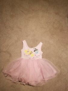 Disney Girl's ballet dress size 5 - 6