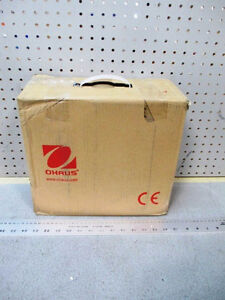 NEW - OHAUS Valor Compact Bench Scale M/N: V11P6 6kg/13lbs Kitchener / Waterloo Kitchener Area image 2
