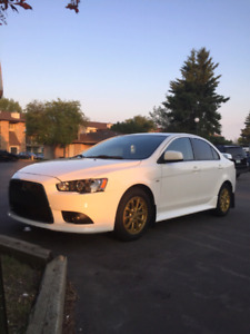 2012 Mitsubishi Lancer GT Reduced