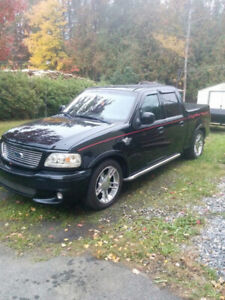 ford f150 2002 Harley Davidson Édition 5.4L Supercharged