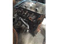 Ford Focus 2008 1.8 tdci spare or repair engine
